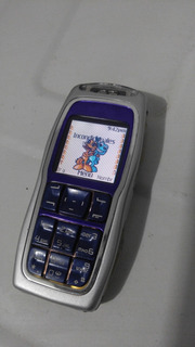 Nokia 3220 Fiesta Con Luces De Colección