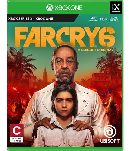 Imagen 1 de 5 de Far Cry 6 -  Xbox Series X | Xbox One Nuevo Y Sellado