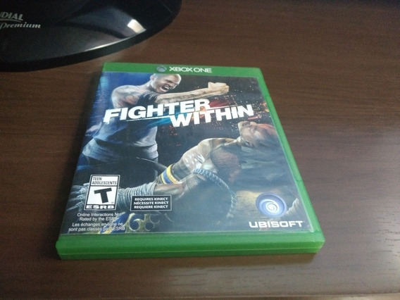 Fighter Within Jogo Original Para X Box One Mídia Física
