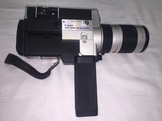 Filmadora Super 8mm - Canon Autozoom 1014 Eletronic
