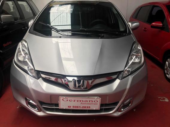 Honda Fit 1.4 Lx Flex Aut. 5p 2013/2014