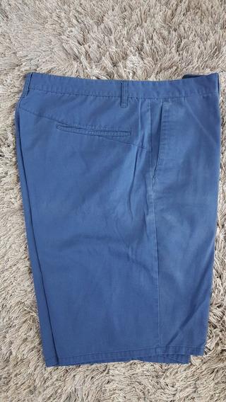 Short Volcom Original Para Hombre Talla 40 Azul