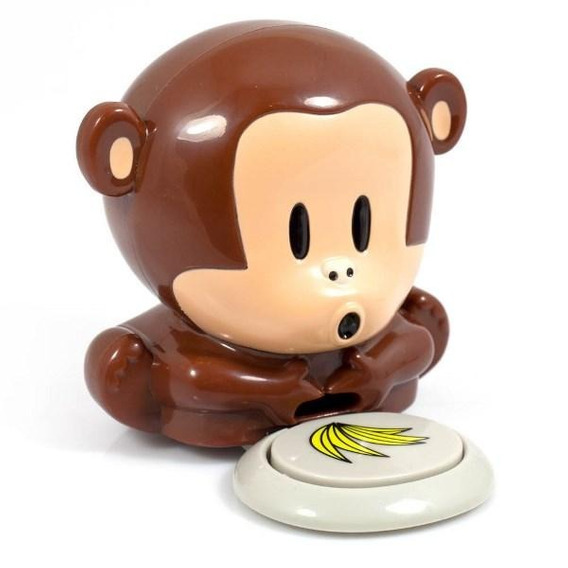 Monkey Nail Dryer - Secador Para Unhas - Macaco