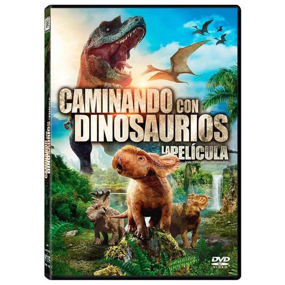Caminando Con Dinosaurios La Película Patch Bbc Dvd Envío