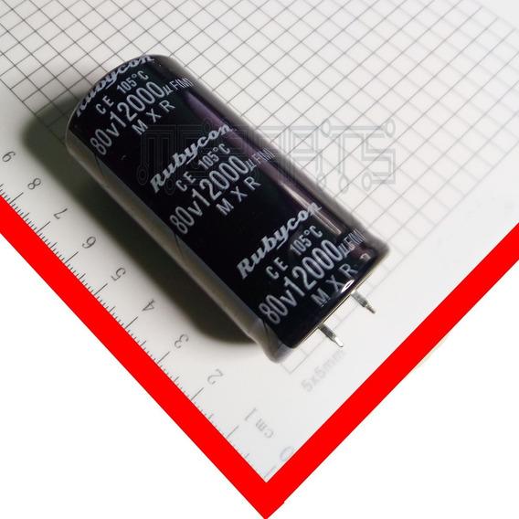 12000uf 80v Condensador Filtro Capacitor 30728