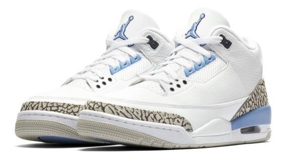 Nike Air Jordan Retro 3 Unc