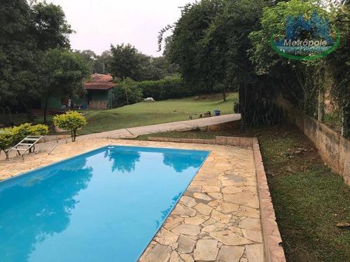 Chácara Com 2 Dormitórios À Venda, 2000 M² Por R$ 323.900,00 - Sorocamirim - Ibiúna/sp - Ch0014
