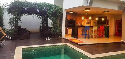 Venda - Casa Em Condomínio Fechado - Florais Dos Lagos - Ca0587