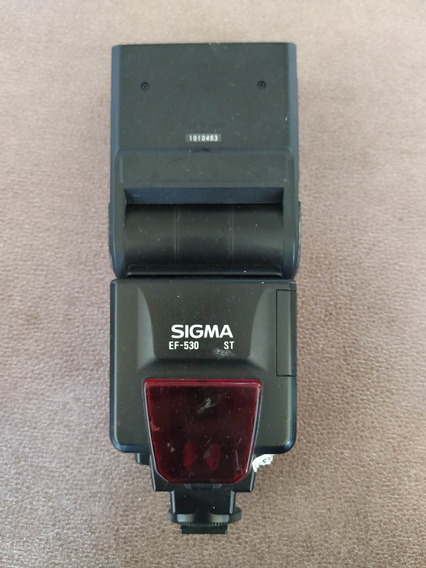 Flash Sigma Ef-530 St Nikon