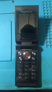 Celular Sony Ericsson Walkman W380i Para Reparo .