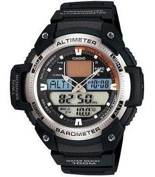 Relógio Casio Standard Masculino Outgear Sgw-400h-1bvdr