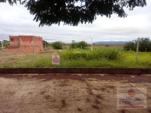 Imagem 1 de 1 de Terreno À Venda, 206 M² Por R$ 110.000,00 - Jardim Primavera - Boituva/sp - Te1172