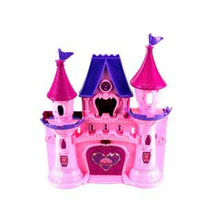Castillo De Juguete Con Luz Y Sonido Calidad Super Oferta
