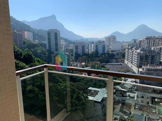 Apartamento Sala-quarto Na Gávea. - Boap10515