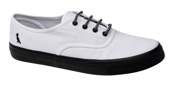 Calçado Reserva Sapatenis Rsv009 C Branco/preto