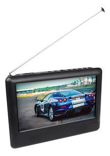 Televisión Digital Portátil De 7 Con Batería Macrotel