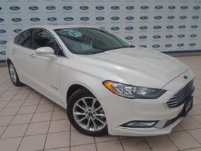 Ford Fusion 2017 Blanco