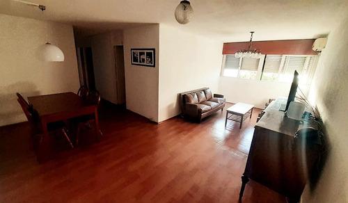 Alquiler Apartamento Tres Dormitorios Equipados.