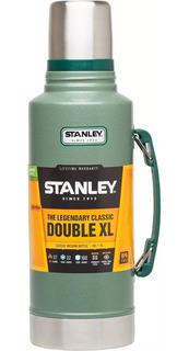 Termo Stanley 1,9lts Clasico Acero Inoxidable Original Verde
