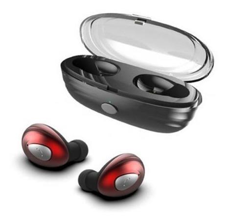 Fone De Ouvido Sem Fio Bluetooth 5.0 Estéreo Esportes