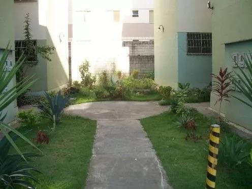 Apartamento Com 2 Quartos Para Comprar No Piratininga (venda Nova) Em Belo Horizonte/mg - 2758