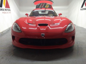 Dodge Viper 8.4l Srt Gts V10 Man. Mt