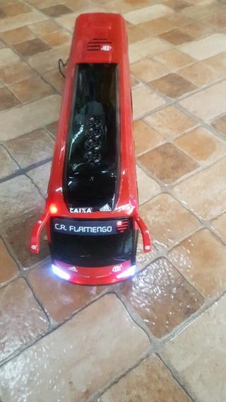 Miniatura Onibus Flamengo C Hino - Bluetooth