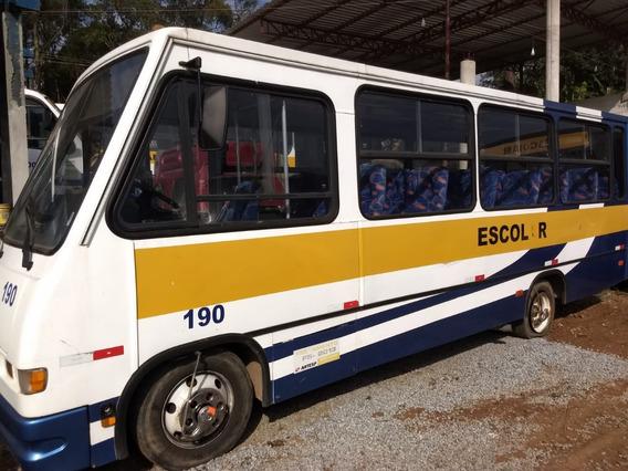 Micro Ônibus Urbano, Mercedes-benz 1995