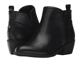 Botas G By Guess Tammie Cuero Negras
