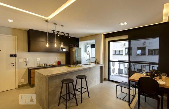 Apartamento Para Aluguel - Vila Olímpia, 2 Quartos, 93 - 893094875