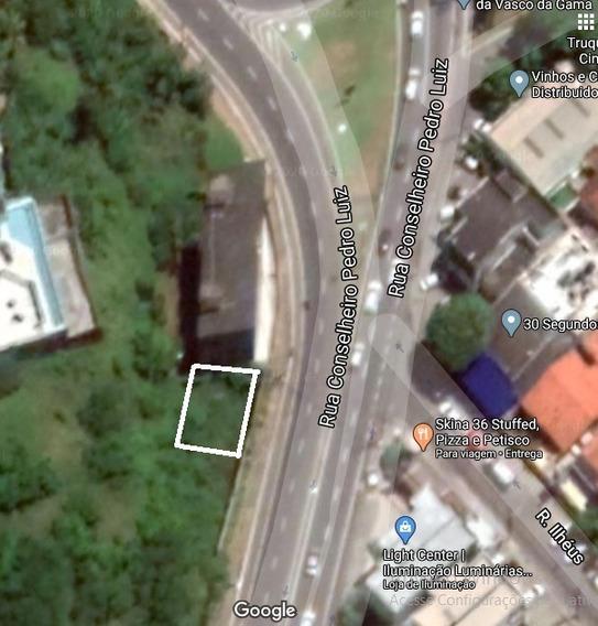 Terreno Com 300m2 A Venda No Rio Vermelho - Rnr030 - 68298159