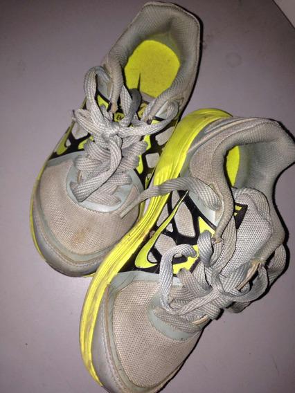 Zapato Nike De Niño Talla 11.4 Usa Usados