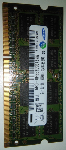 Memoria Sodimm Samsung Pc3 10600s 2gb