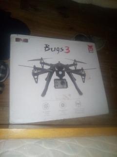 Drone Mjx Bugs 3 Nuevo Casi Sin Uso Precio Negociable