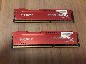 Memória Ddr3 Hyperx Fury