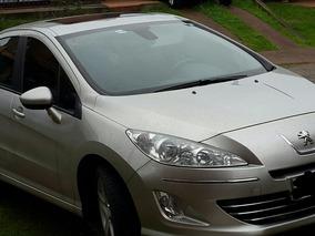 Peugeot 408 408 Allure Pack 2.0 2012