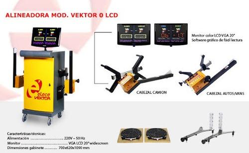 Alineadora Elece Vector Camiones Y Acoplados