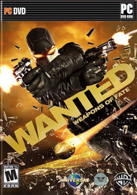 Wanted: Weapons Of Fate - Pc Dvd-rom - Mídia Física, Lacrado