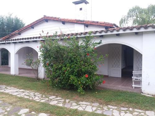 Excepcional Casa Con 3 Habitaciones En Venta. Marcos Paz!