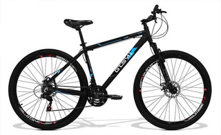 Bicicleta Aro 29 Gts M1 Walk New Freio A Disco 24v
