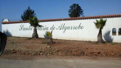 Sitio Santa María De Algarrobo Terreno 5035 M2