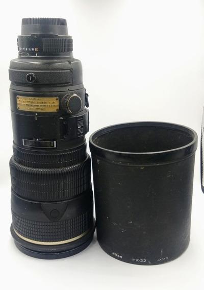 Lente Objetiva Nikon 300mm 2.8 Afs Ed
