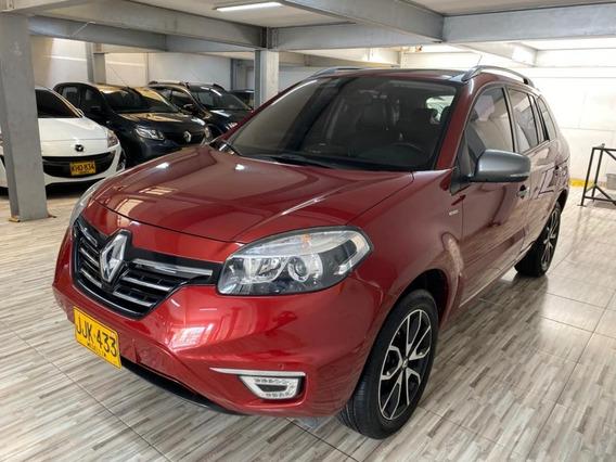 Renault Koleos Sportway 2017