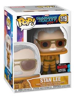 Stan Lee Nycc 2019 Pop Funko Guardianes Galaxia Astronauta