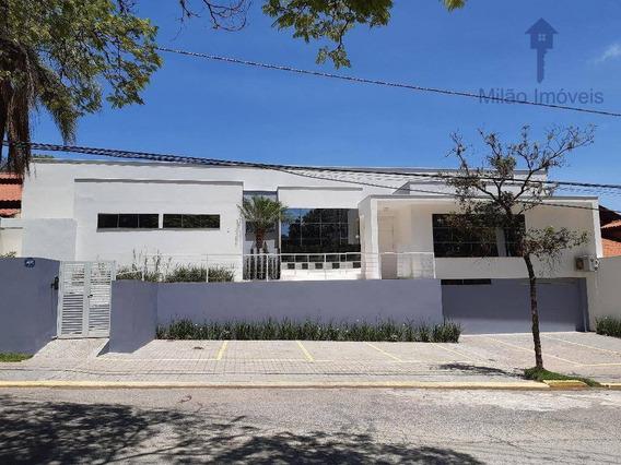 Casa Para Alugar, 500 M² Por R$ 18.000/mês - Jardim América - Sorocaba/sp - Ca0342