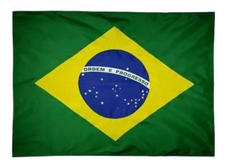 Bandeira Do Brasil Oficial - 1,50 X 1,00- Últimas Peças!