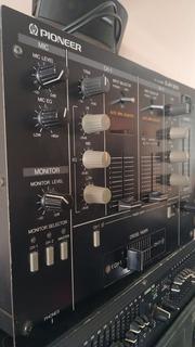 Mezcladora Pioneer Djm-300 Funcional