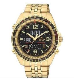 Relógio Citizen Promaster Wingman Vi Jq8003-51e Jq8004
