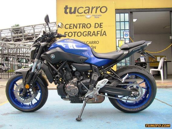 Moto Yamaha Mt 07 A
