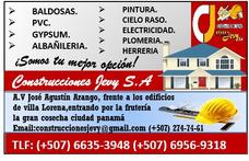 Servicios De Construcción, Remodelación Y Mantenimiento